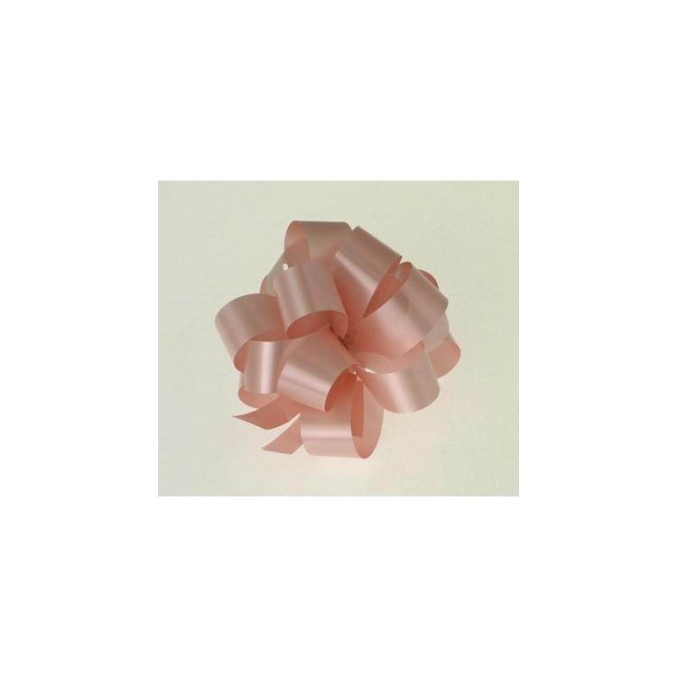 PullBow Ribbon; Dawn Pink 40m roll