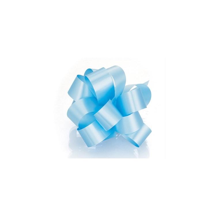 PullBow Ribbon; Light Blue 40m roll