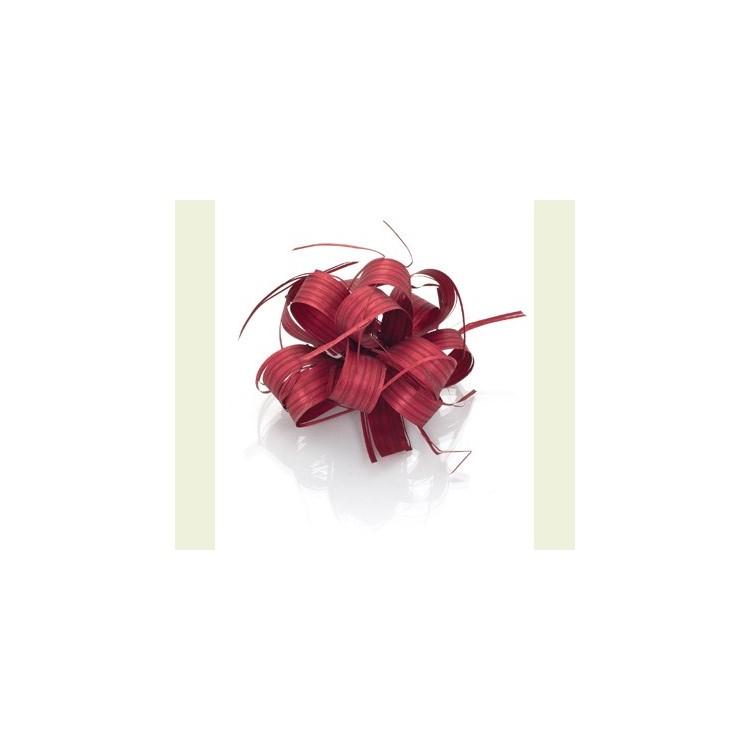 PullBow Ribbon; Burgundy 40m roll