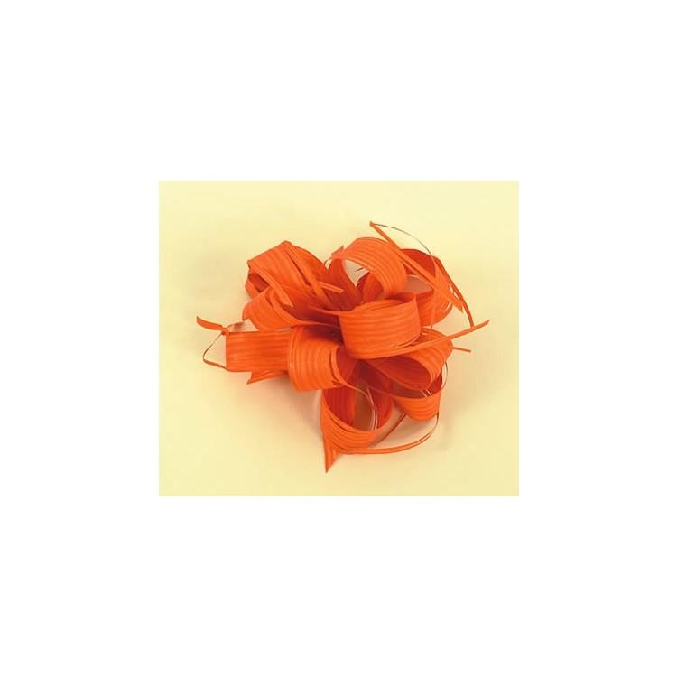 PullBow Ribbon; Burnt Orange 40m roll