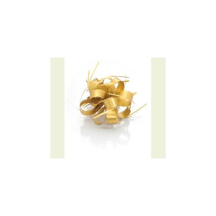 PullBow Ribbon; Gold 40m roll