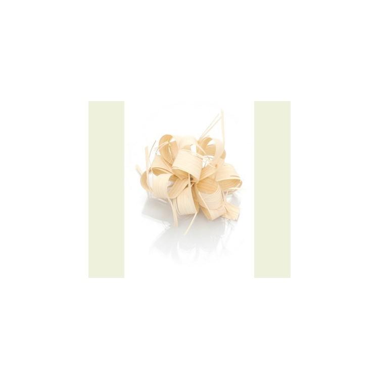 PullBow Ribbon; Cream 40m roll