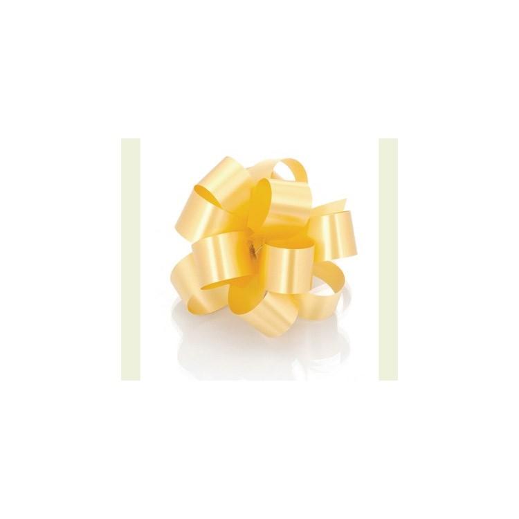 PullBow Ribbon; Bright Gold 40m roll