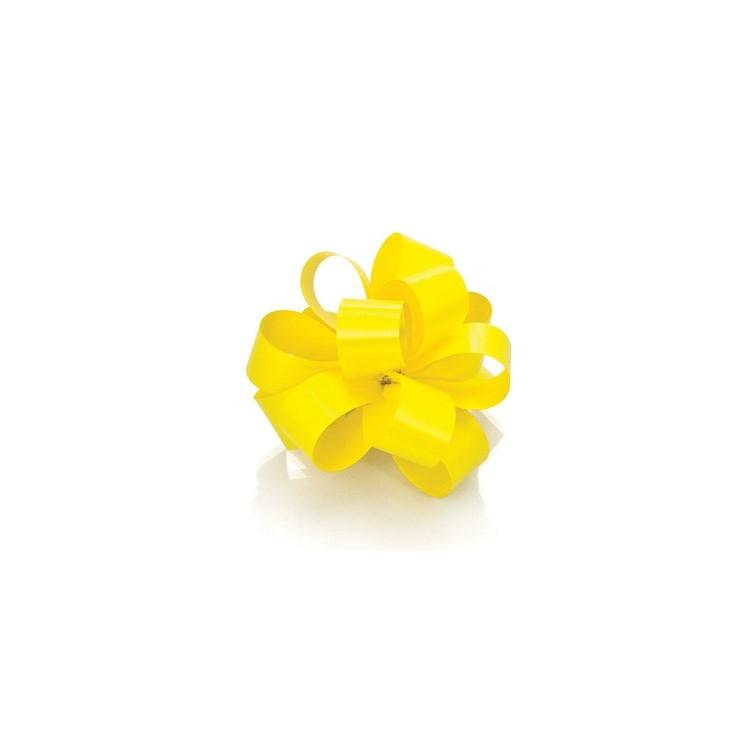 PullBow Ribbon; Yellow 40m roll