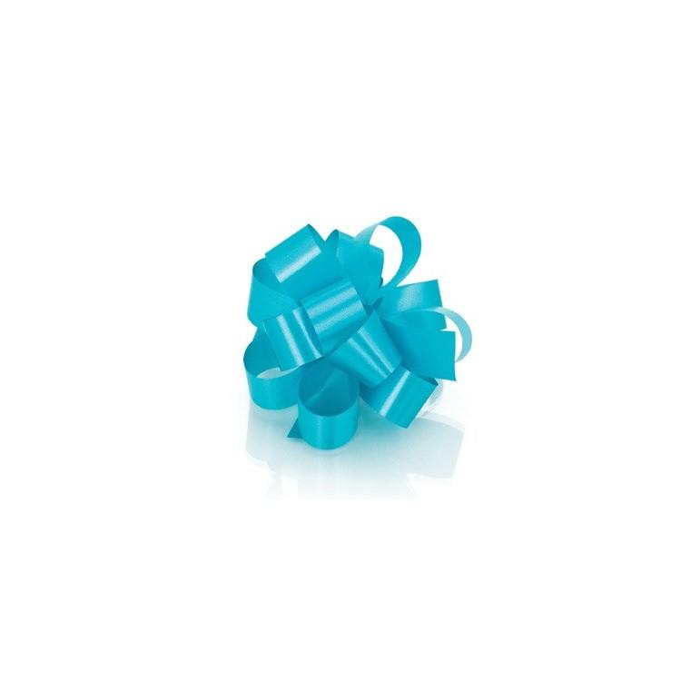 PullBow Ribbon; Ocean Blue 40m roll