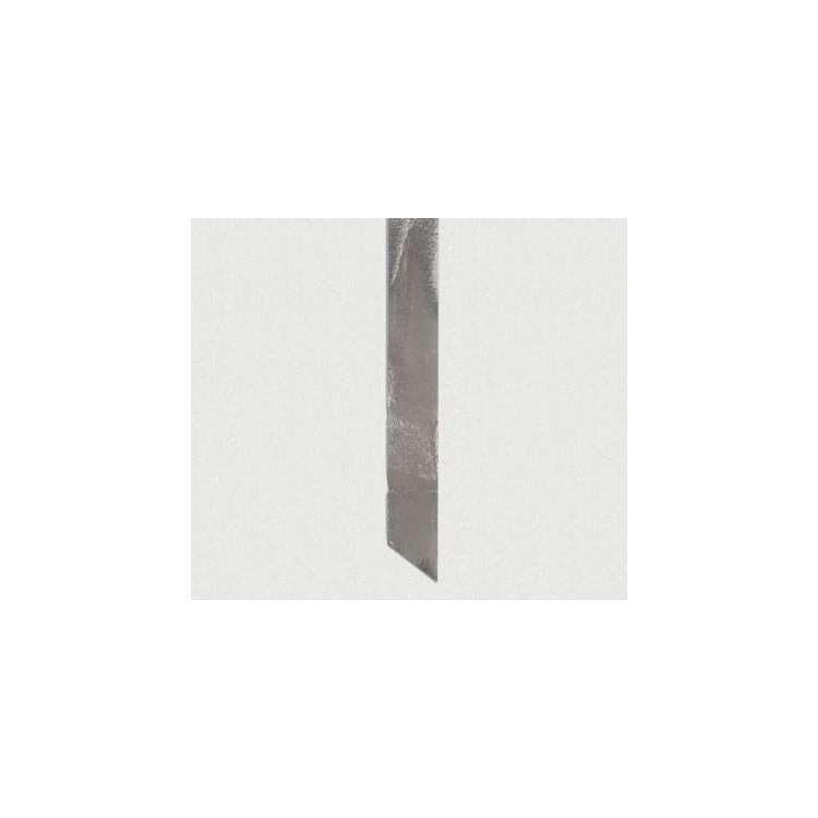 Curling Ribbon; Metallic Silver 50m roll