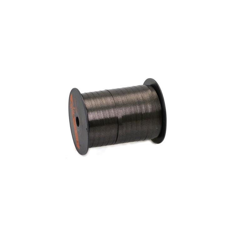 Curling Ribbon; black 500m roll