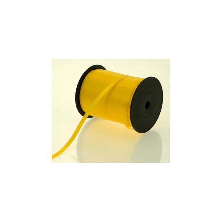 Curling Ribbon; Bright Yellow 500m roll