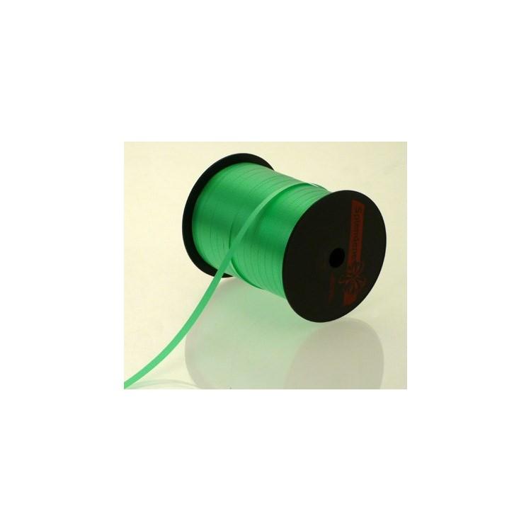 Curling Ribbon; Leaf Green 500m roll