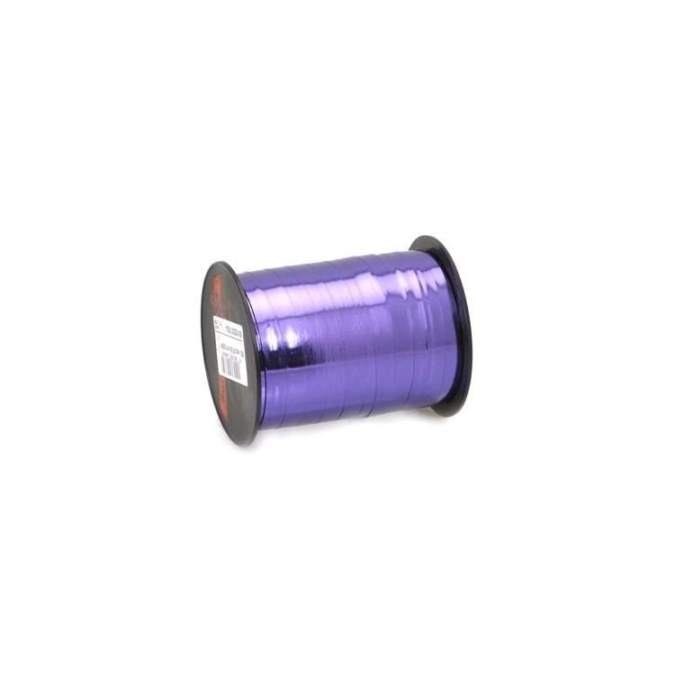 Curling Ribbon; Metallic Violet 250m roll