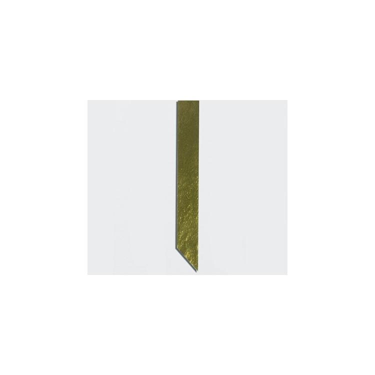 Curling Ribbon; Metallic Lemon 250m roll