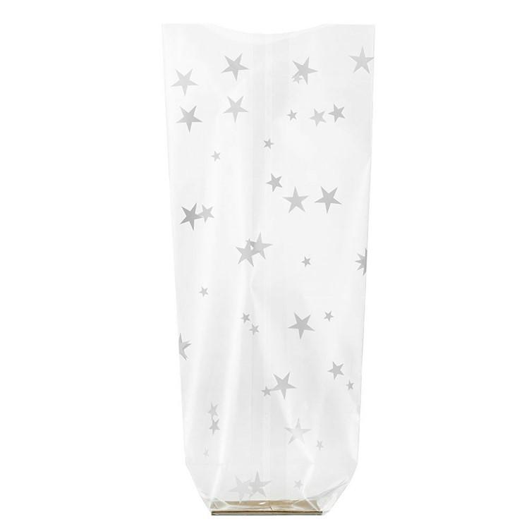 Polypropylene Satchel; Galaxy/Stars Design box of 100